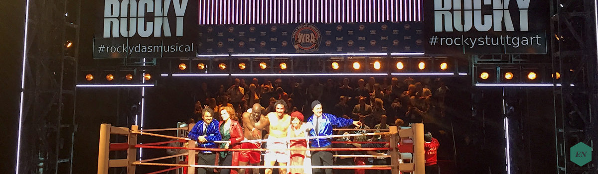 "Bericht: ""Rocky – Das Musical"" im Stage Palladium Theater in Stuttgart"