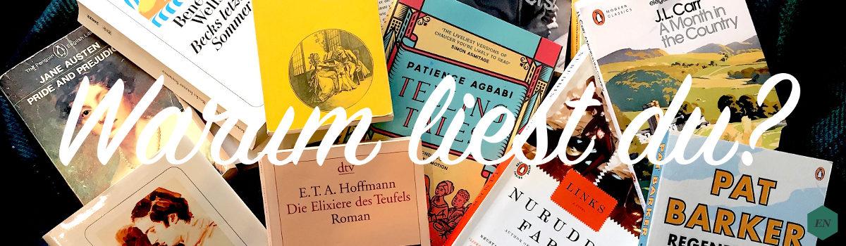 Schmuckkästchen: Warum liest du?
