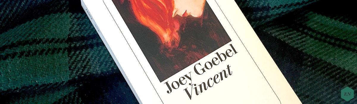 """Rezension: """"Vincent"""" von Joey Goebel"""