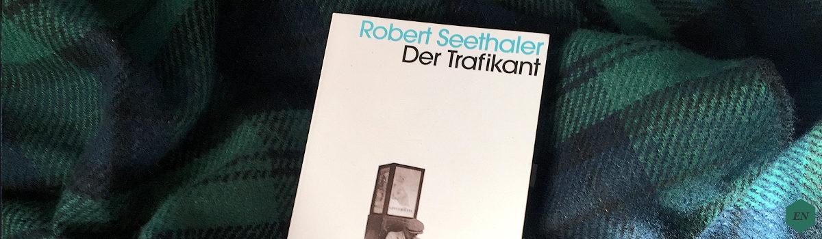 """Rezension: """"Der Trafikant"""" von Robert Seethaler"""
