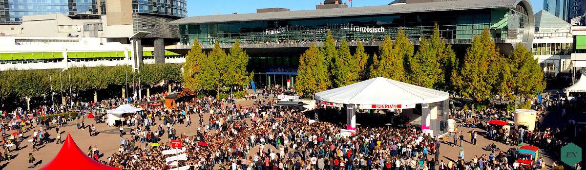 Bericht: Frankfurter Buchmesse am 14. und 15. Oktober 2017