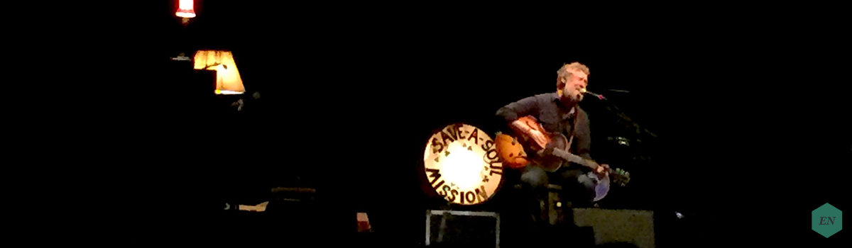 Bericht: Konzert von Glen Hansard in Stuttgart am 15. November 2017