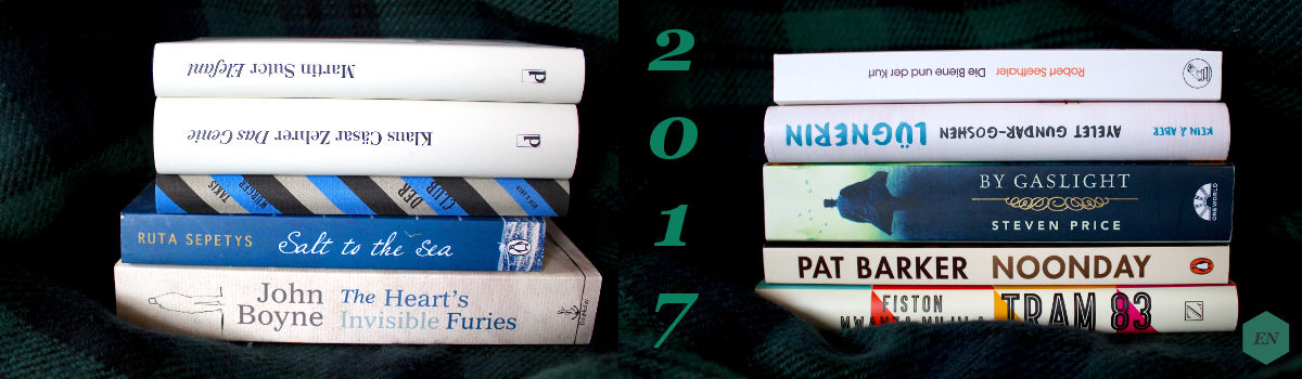 Rückblick: A Year in Books 2017