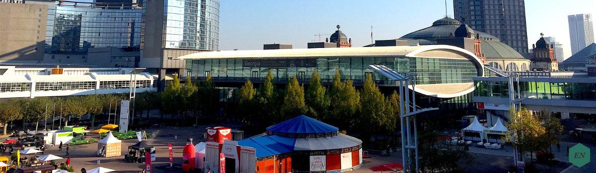 Bericht: Frankfurter Buchmesse am 10. Oktober 2018