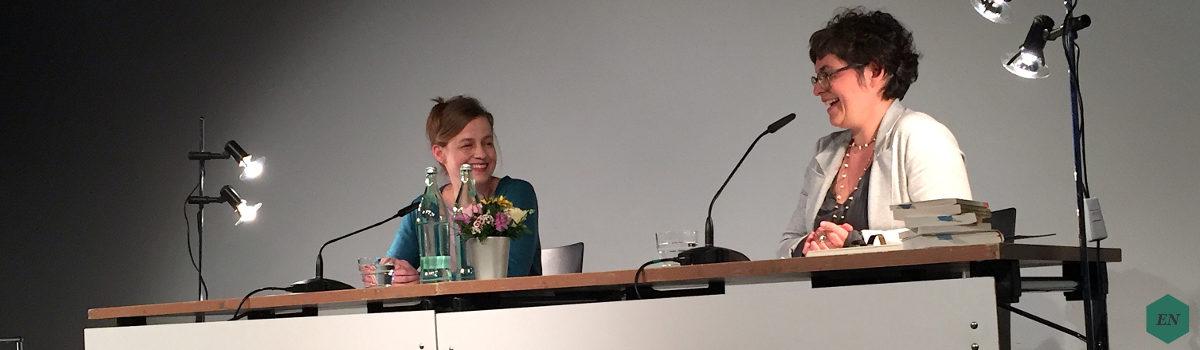 Bericht: ausLESE mit Mariana Leky am 10. April 2019 in Konstanz